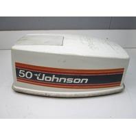 0389300 OMC Johnson Sea Horse Outboard 50 HP Top Engine Cowl Motor Cover Hood