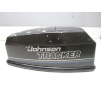 0434556 Top Engine Cowl Motor Cover Hood for Johnson Tracker 40 HP Evinrude OMC