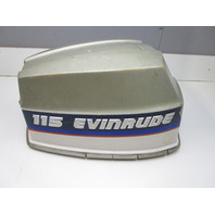 Evinrude Johnson 115 HP V4 Motor Cowl Engine Cover Top Cowling Hood 1970's