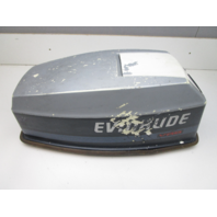 OMC Top Cowl Motor Cover Hood 40 HP Evinrude Johnson VRO Outboard