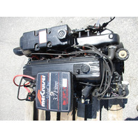 3.7 224 Mercruiser Engine Motor Runs Great with Carb Manifolds and Ignition