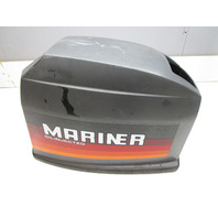 9868A8 Mercury Mariner Outboard Top Engine Cover Cowl 40HP Manual Start 89-97