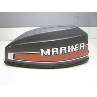 2168-8601M Mariner Outboard 260 HP 2 Cyl Top Cowl Motor Cover Engine Hood 6933M