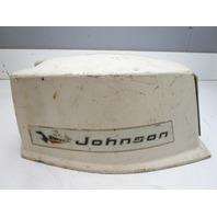 380015 Johnson Sea Horse Outboard 18 HP Top Cowl Motor Cover Engine Hood 1965