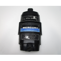 Mercury Outboard 6 Cylinder 115 Power Trim Front Cowling Cover 80's Black/Blue