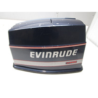 0283548 Johnson Evinrude 70 HP VRO 3 Cyl Motor Cowl Engine Cover Cowling Hood