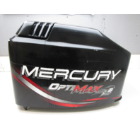 4021-827328T7 Mercury 135 Hp Optimax Top Cowl Engine Hood Motor Cover