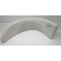 2003 Starcraft C-Star 1700 Boat Front Right Starboard Bow Wall Cushion White