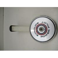 Evinrude Outboard Power Pilot Remote Control Handle