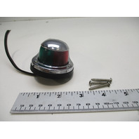 Perko Marine Boat Stainless Bow Navigation Teardrop Light Green / Red