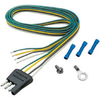 57901-02 SEACHOICE PRODUCTS 48″ TRAILER Harness 4 WAY FLAT WIRING