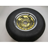 Goodyear Marathon Radial Trailer Tire, Size ST215/75R14 With Chrome Wheel