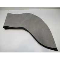 Carver Ind. Cadet Gray Bimini Top Storage Boot For 510A10 Bimini Tops