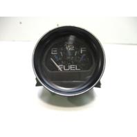 Faria Marine Boat Fuel Gauge Black/White/Blue