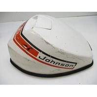 0385432 1973 Johnson Outboard 9.5 Sea Horse Top Cowl Motor Engine Cover