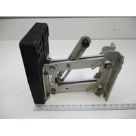 Fulton Outboard Motor Mounting Bracket 20 HP 120 lbs For Freshwater