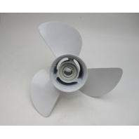 Aluminum 13.25 X 17 Pitch Propeller for YAMAHA 60-140HP Outboards