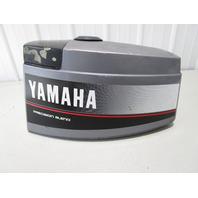 6J8-42610-41-EK Yamaha Outboard 30 HP 2 Stroke Top Cowl Engine Motor Cover