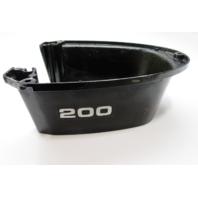 39301 Mercury Outboard Merc 200 20 Hp Drive Shaft Housing Trim Cover Cowling