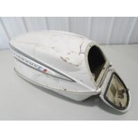 Vintage Evinrude Lark VIII 40 HP Top Engine Cowl Motor Cover Hood Mail Box