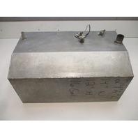 "Aluminum Marine Boat Gas Tank Fuel Cell 16 Gallon 24.25"" x 14"" x 12"""