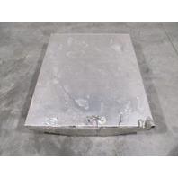 "Aluminum Marine Boat Gas Tank Fuel Cell 54 Gallon 47 3/4"" x 39"" x 9"""