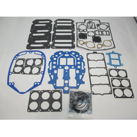 27-815791A92 Outboard Engine Gasket Set for Mercury Mariner 1992-1999 115-200 HP
