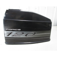 100-819747A3 Force 120 HP Outboard Top Motor Cowl Upper Engine Cowling Cover