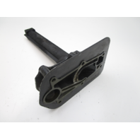 92165A4 Mercury 18 Hp Outboard Adaptor Plate Exhaust Tube Assembly