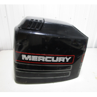 828354A11 Mercury Mariner Outboard 115 HP 4 Cyl Top Cowl Engine Motor Cover