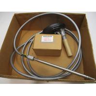 44588A16 Mercury Rideguide  16' Rack & Pinion Marine Boat Steering Cable Kit