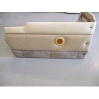 1995 Lund Tyee 1850 Grand Sport Sterndrive STBD Side Walkthough Cushion Panel