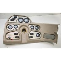 1995 Lund Tyee 1850 Grand Sport Sterndrive Starboard Side Dash Instrument Panel