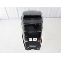 8869A23 Mercury Mariner Outboard 20 25 Hp Top Engine Cowling Motor Cover Black