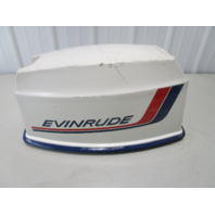 0279401 Evinrude Outboard 18 HP 2 Cyl Motor Cowl Engine Cover Top Cowling Hood
