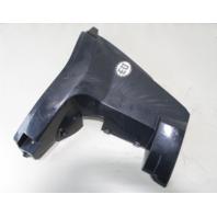5006278 Evinrude E-TEC Blue Port Left Lower Cowl Cover 25 30 HP 2009-2012