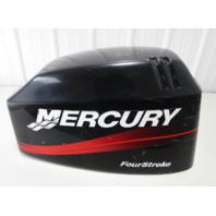 834785T5 Mercury Mariner 30 40 HP 4 Stroke Manual Start Top Cowl Engine Cover