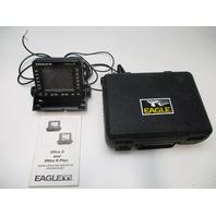 Eagle Ultra II Fish Finder W/ Case & Manual