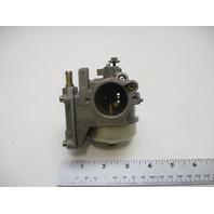 6517A52 Bottom Carburetor Mercury 40 HP Mariner WMA 7-3A