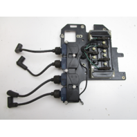 5772A7 Force Outboard 120 HP 4 Cylinder Switch Box, Coil & Plate 7370A23 817269