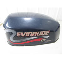 0285250 OMC Evinrude Ficht 115 HP Top Engine Motor Cover Cowl Hood