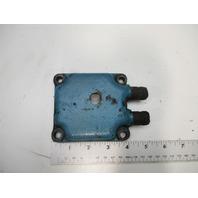 0311550 OMC Stringer Stern Drive 1968-1980 120HP  Manifold Cap