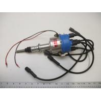 YL673AV Mallory Marine Distributor GM 4 Cyl Stern Drive W/ PerTronix Ignitor