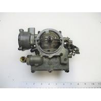 982219 OMC Stringer 2.5L 120HP 2 Barrel Rochester Carburetor Carb 17059056