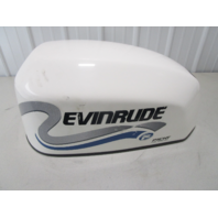 0285250 OMC Evinrude Ficht 115 HP Top Engine Motor Cover Cowl Hood White 285250