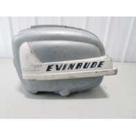 Vintage Outboard Evinrude Fleetwin Aquasonic 7.5 HP Cowl Shroud Hood Cover 1950's