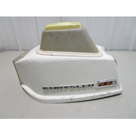1966 Chrysler Autolectric Outboard 9.2 Hp Engine Cowling Cover Top Hood Cap