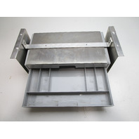 """1989 Lund Tyee 1850 Boat 3 Drawer Tackle Box Holder 20 1/4"""" W x 7 1/4"""" H x 9"""" D"""