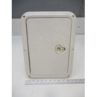 "2005 Hurricane Sundeck SD257DC Bathroom Toiletry Compartment 11"" X 15"""