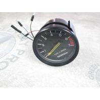 HP-0243-001 Honda Boat Tachometer RPM Gauge 0-7 x1000 Black